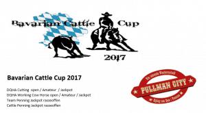 DQHA BAVARIAN CATTLE CUP