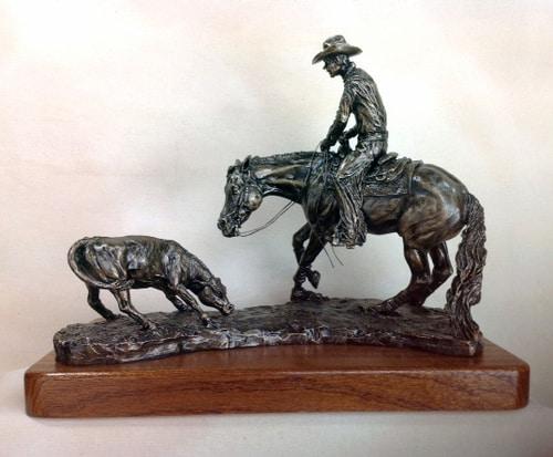 antique-bronze-cutting-horse-trophy-statue-7